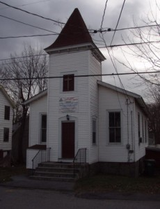 Harriet Tubman AME Zion Church