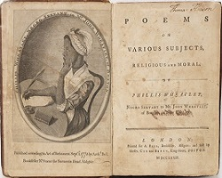 Life and Poems of Phillis Wheatley